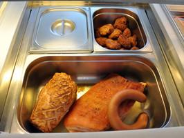 Mittagstisch bei Metzgerei Emmel in Usingen