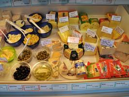 Leckere Salate bei Metzgerei Emmel in Usingen
